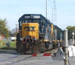 CSX 6038 D729 Eastward